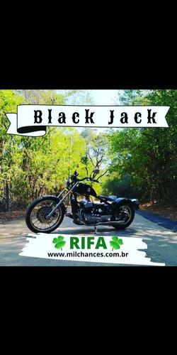 Regal Raptor  Black Jack 320cc
