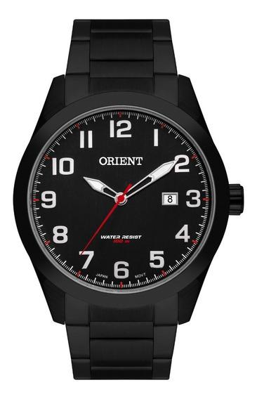 Relógio Orient Masculino Mpss1019 P2px Preto Analogico