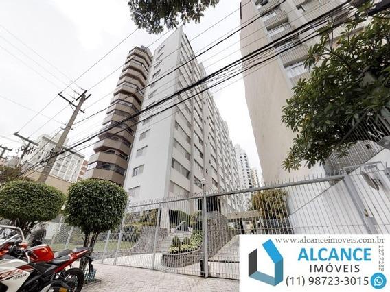 Apartamento Com 109 M² Com 3 Dormitórios, 2 Banheiro E 2 Vagas À Venda No Condomínio Edifício João Braido Neto - Ap00408 - 34703521