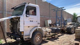 Scania T112e 6x4 Doble Diferencial