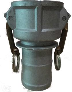 Coples Rapidos De Alumino Para Bomba Y Manguera 2 Pulgadas