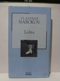 Livro Lolita Vladimir Nabokov Biblioteca Folha