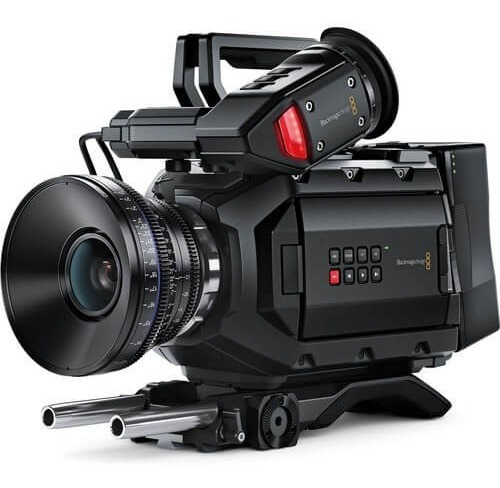 Câmera Cinema Blackmagic Design Ursa Mini 4.6k (ef-mount)