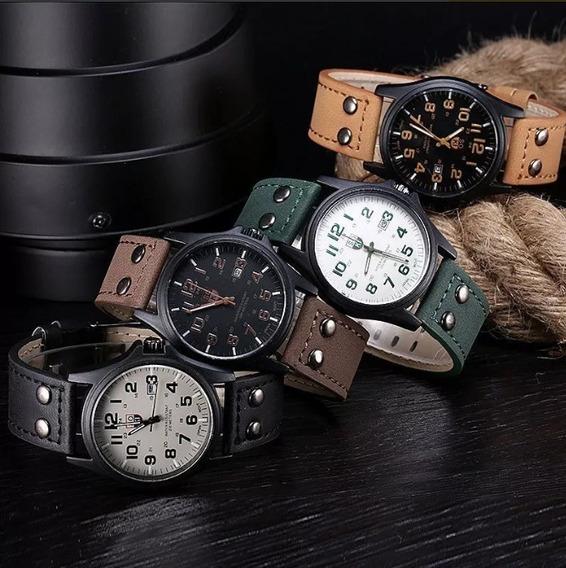 Kit 04 Relógio Super Barato Masculino Feminino Soki Promoção