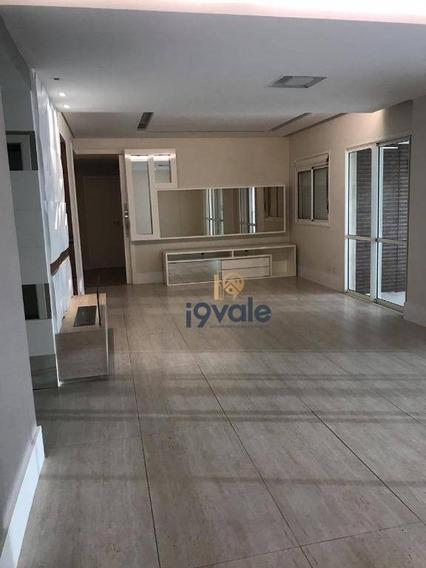 Apartamento Com 3 Dormitórios À Venda, 194 M² Aquarius Resort, Jardim Aquarius - São José Dos Campos/sp - Ap1838