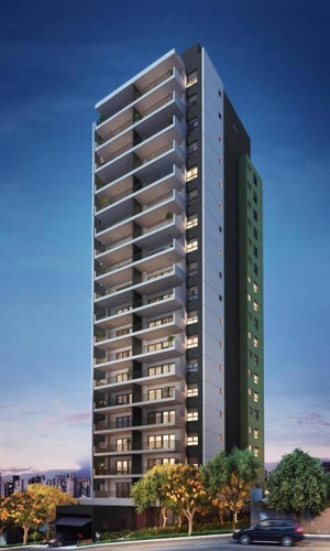 Apartamento Para Venda Em São Paulo, Sumarezinho, 2 Dormitórios, 1 Suíte, 2 Banheiros, 1 Vaga - Cap1296_1-1180131