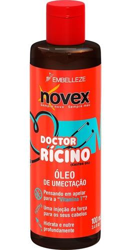 Imagen 1 de 4 de Novex Doctor Ricino Aceite Hidr - mL a $450