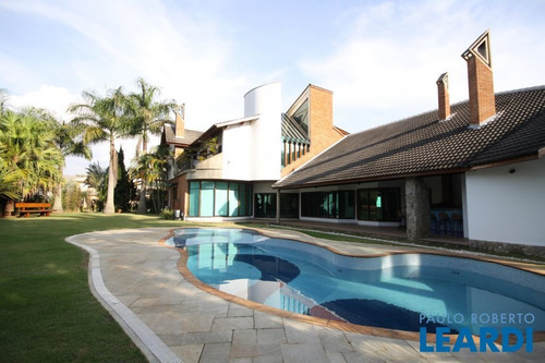 Imagem 1 de 15 de Casa Em Condomínio - Tamboré - Sp - 509705