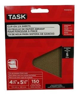 Task Tools Pox55150 - Papel De Lija (10,1 Cm Por 12,7 Cm, 12