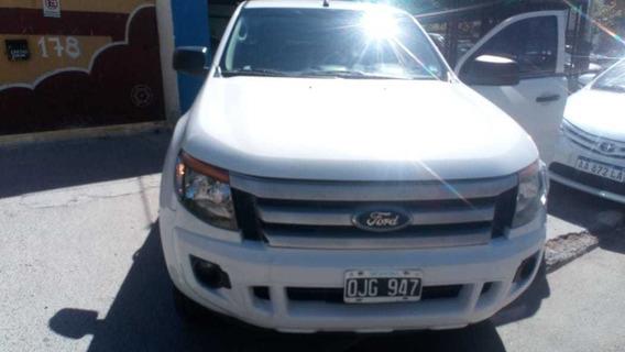 Ford Ranger2 Dc 4x2 Xls 3.2 Dsl Año 2014