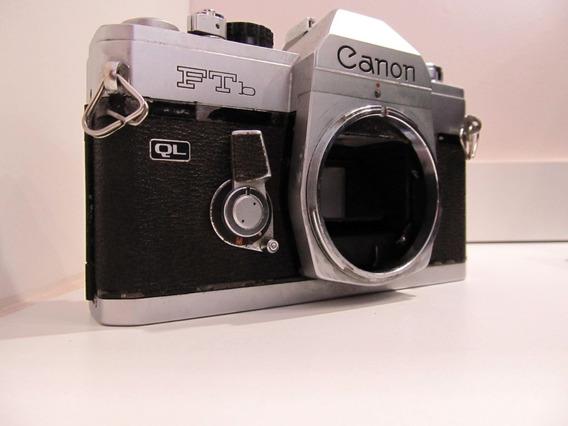 Câmera Fotográfica Canon Ftb