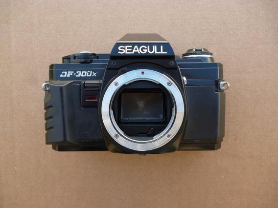 Seagull Df300x Com Lente 28-70mm 3.5