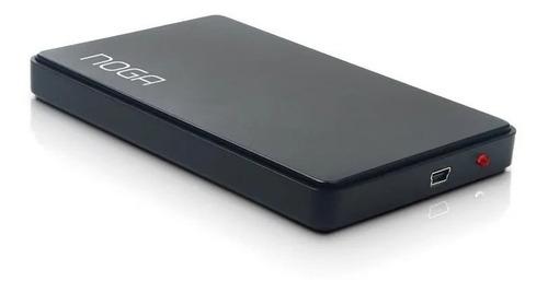 Carry Disk 2.5 Case Disco Rigido Externo Usb 2.0 Noga Sata