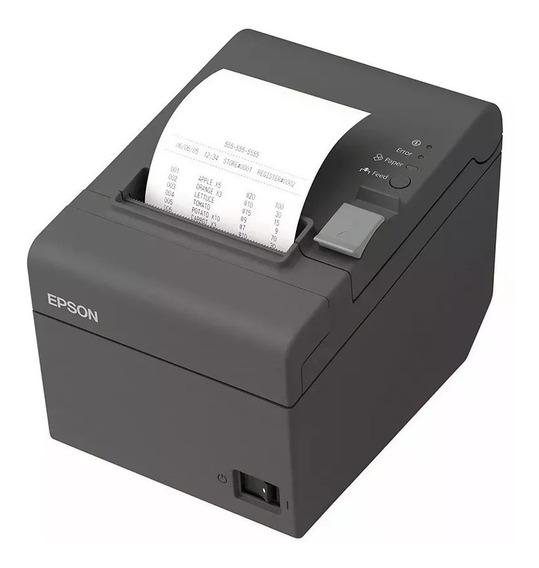 Impressora Epson Tm T20 Térmica Não Fiscal Usb 12x Sem Juros