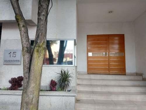 Renta Departamento Tlalpan Cerca Del Tec De Monterrey