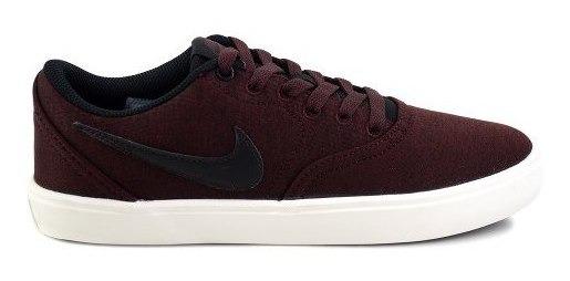 Tenis Nike Para Dama 921464-602 Vino [nik1954]