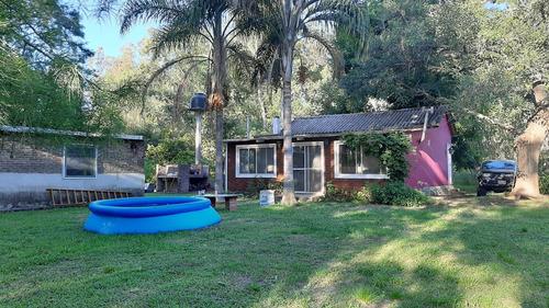 En Alquiler Villa Paranacito, Frente Al Rio, Muelle, Wifi