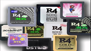 Reparacion R4 Para Ds Solucion (dejó De Leer)
