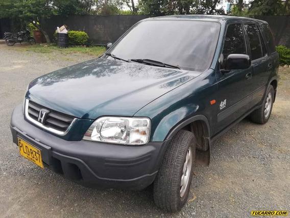 Honda Cr-v At 2000cc 2ab 4x4