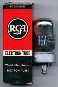 Válvula 7a8 Marca Rca, Nova, Na Embalagem Original