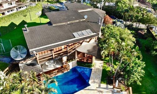 Imagem 1 de 20 de Linda Casa À Venda Com 6 Dormitórios Em Ilha Bela Por R$ 5,9  Milhões - 17689