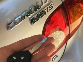 Toyota Corolla 2.0 16v Altis Flex Aut. 4p Prata - Perfeito!