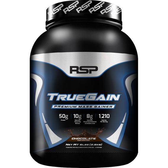 Rsp Truegain Premium Mass Gainer 6lb Chocolate