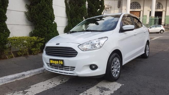 Ford Ka+ Sedan Se 1.5 16v (flex) Completo Branco 2017 Novo