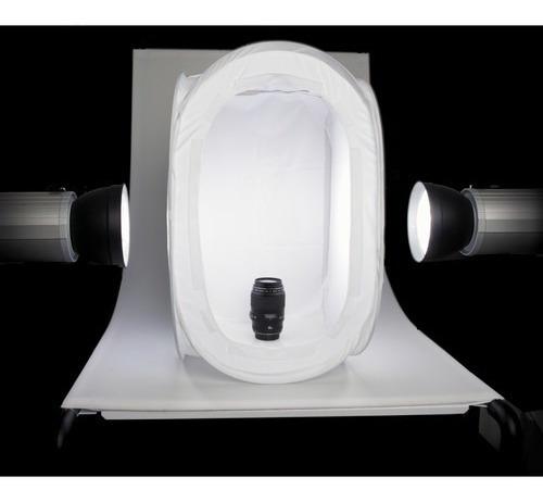 Mini Estúdio Fotográfico Portátil - Soft Box (80cm)