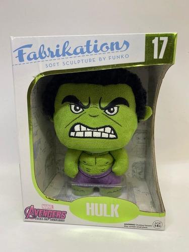 Funko Fabrikations Soft Sculpure Marvel Avengers Hulk 17