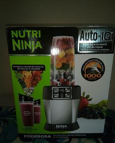 Nutri Ninja 1000 Watts De Potecencia