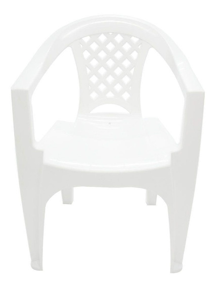Cadeira Plástica Tramontina Iguape 92221010 154kg