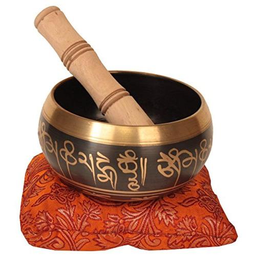 Shalinindia Cuencos De Canto Tibetano Para