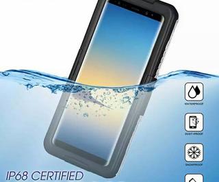 Capa Case Samsung Galaxy Note 8 A Prova De Agua