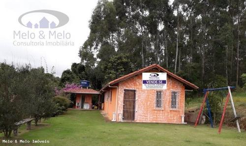 Imagem 1 de 15 de Chácara Para Venda Em Munhoz, Munhoz - Rio Dos Peixes, 2 Dormitórios, 2 Banheiros, 10 Vagas - 820_2-614769