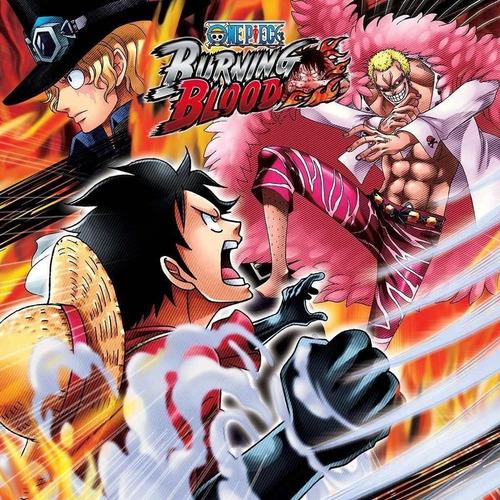 One Piece Burning Blood Pc Original Cdkey + Español + Online
