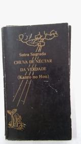 Sutra Sagrada Chuva De Néctar Da Verdade