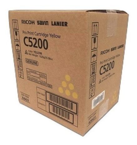 Toner Ricoh Pro C5200s C5210s Novo