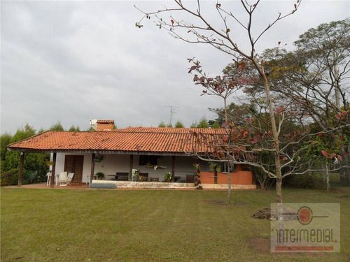Chácara Residencial À Venda, Estância Ubaitaba, Boituva - Ch0142. - Ch0142
