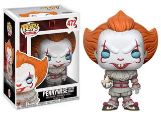 Funko Pop It Pennywise With Boat # 472 Proxyworld