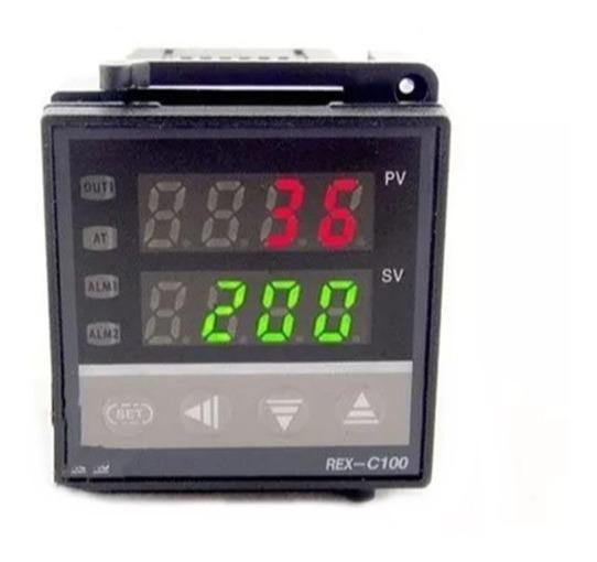 Controlador De Temperatura Rex C100 Rkc
