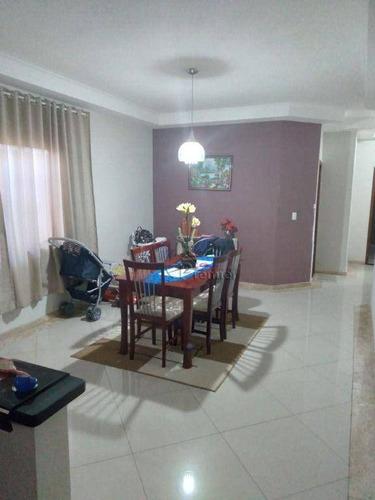 Imagem 1 de 15 de Casa Com 4 Dormitórios À Venda, 260 M² Por R$ 800.000 - Jardim Maringá - Indaiatuba/sp - Ca2327