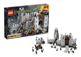 Lego 9474 Lord Of The Rings The Battle Of Helms Deep