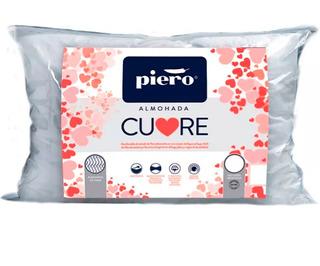 Almohada Piero Cuore 0.70 X 0.40 Espuma Envío