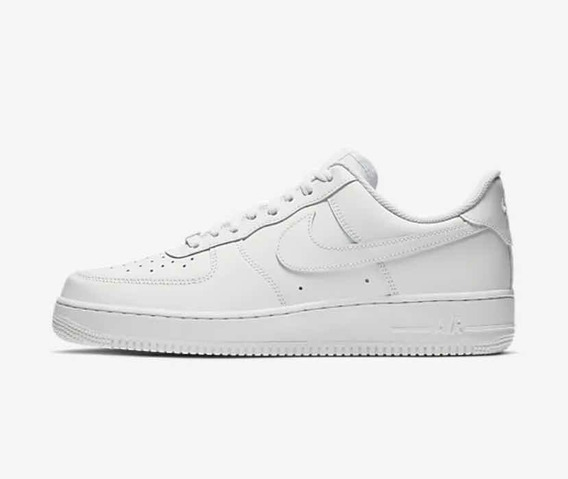 air max force 1 nere uomo