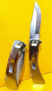 Canivete Zebu Modelo Americano Aço Inox Barretos Original