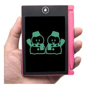 Mini Tablet Para Desenho E Escrita 4.4 Polegadas Paper
