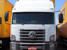 Volkswagen 24250 - 6x2 - 2011/11 (avp 3237) - Sem Baú