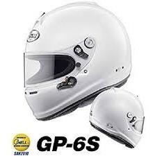 Capacete Arai Gp6s