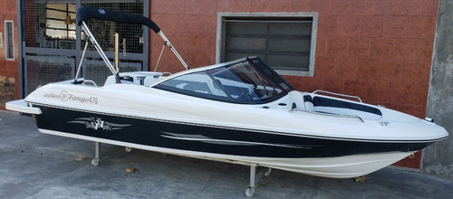 Lancha Open 3v Tango 470 Power Tec 40 Hp Nautica Milione 7